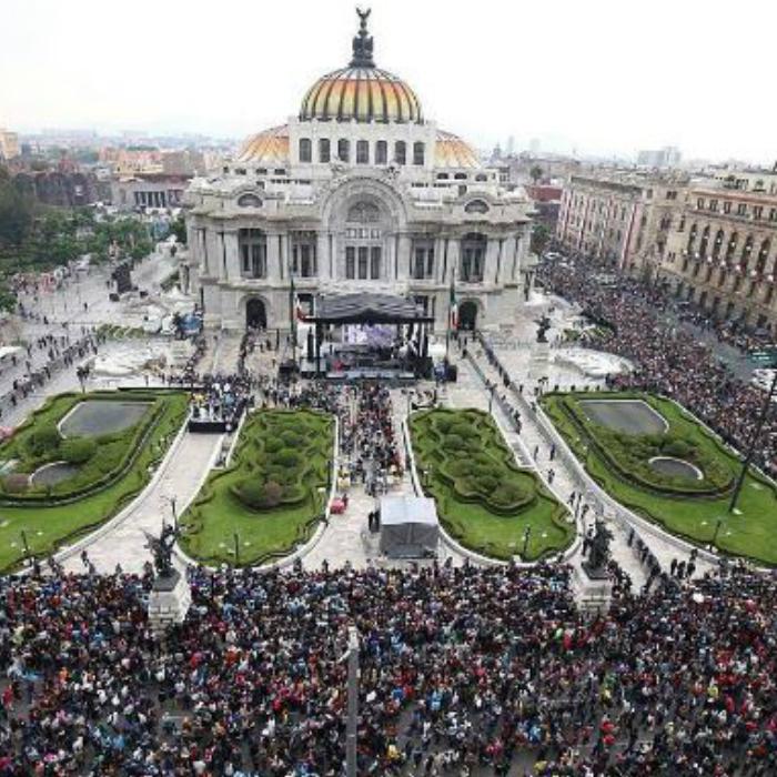 Funeral Juan Gabriel
