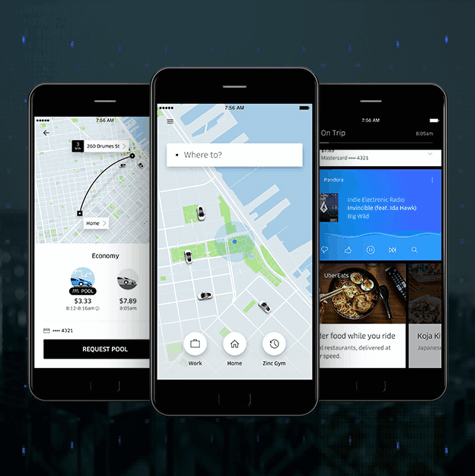 nuevo uber