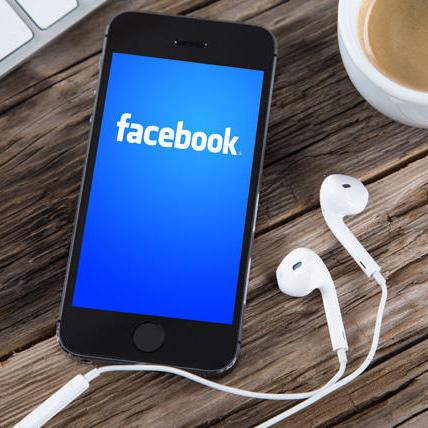 análisis facial Facebook