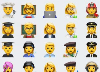 emojis iPhone