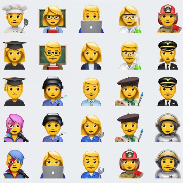 Más y más emojis llegan al iPhone - holatelcel com