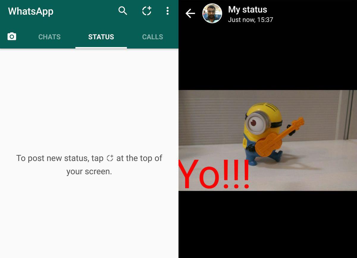 Nueva herramienta de whatsapp