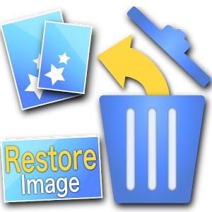 Sólo debes seleccionar las imágenes que deseas recuperar y guardarlas de nuevo. (Foto: Google Play)