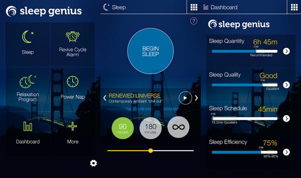 app sleep-genius