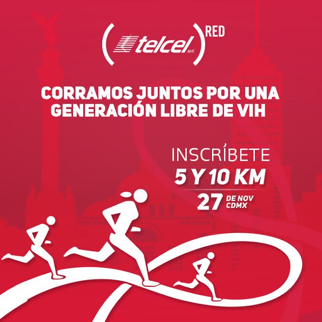 campaña Telcel REd