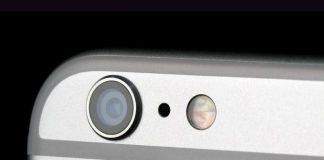 orificio del iPhone