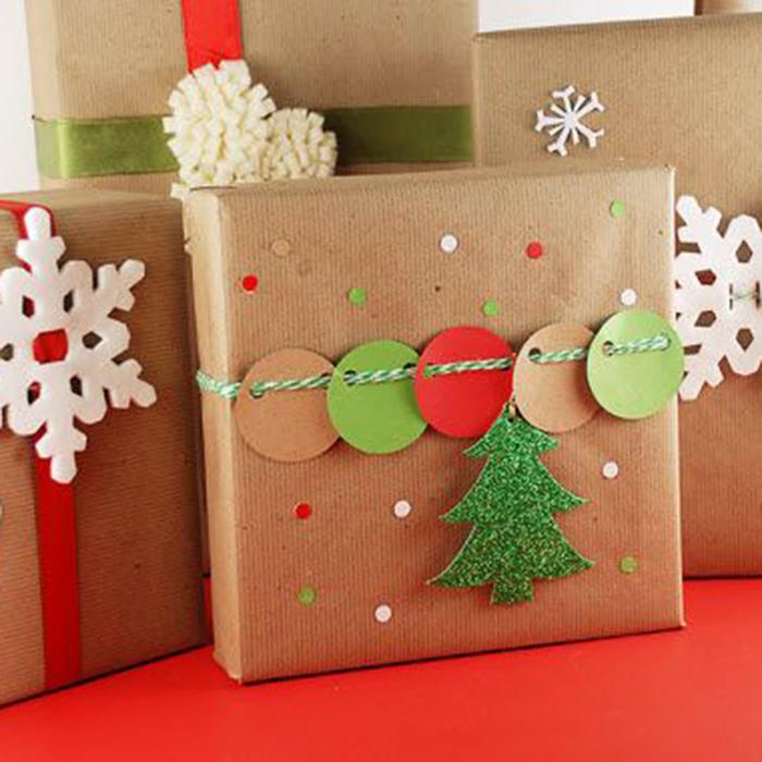 tutoriales para envolver regalos