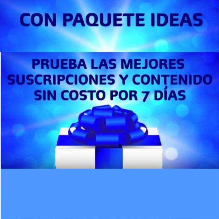 Paquete Ideas