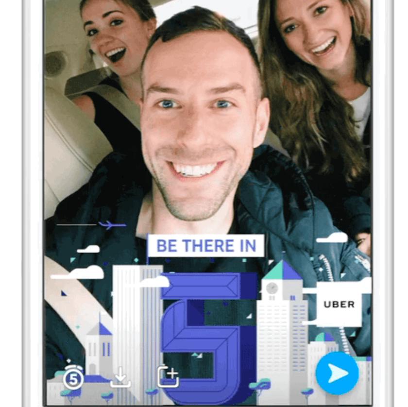 filtros uber