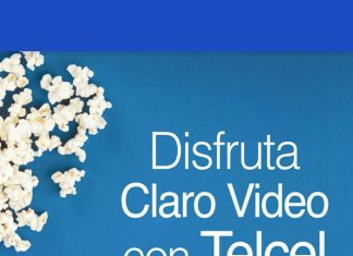 Claro video Telcel