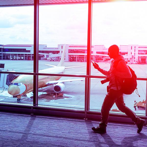 llamadas en aviones
