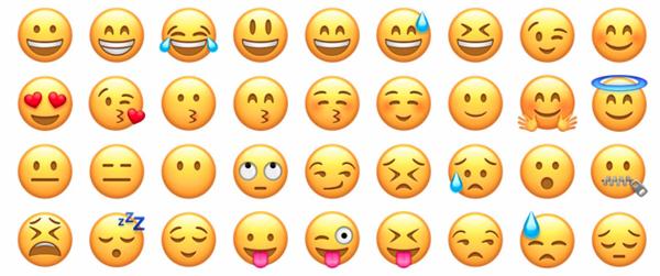 Estos son los emojis favoritos de los usuarios mexicanos de WhatsApp. (Foto: Lexia / NetQuest)