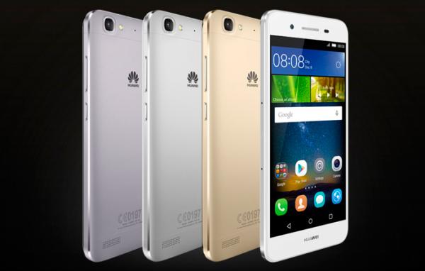 Este smartphone de 5 pulgadas lleva un procesador de 8 núcleos. (Foto: Huawei)