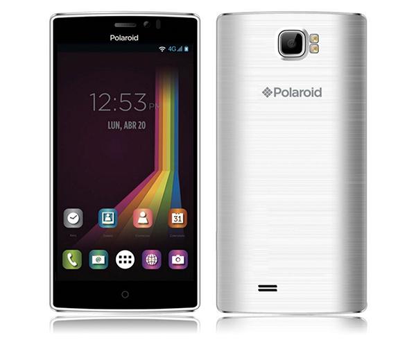 Este celular está pensado para su uso con aplicaciones de Realidad Virtual. (Foto: Polaroid)