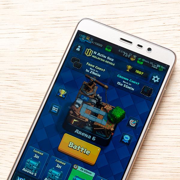 Clash Royale, un juego en tiempo real basado en el universo de Clash of Clans. (Foto: Shutterstock)