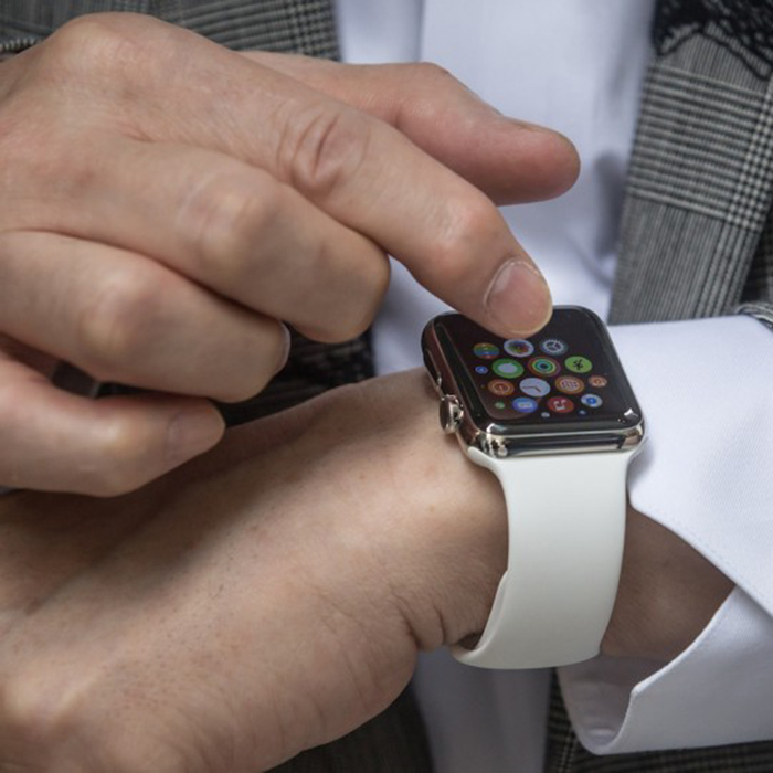 Apple Watch Modo cine