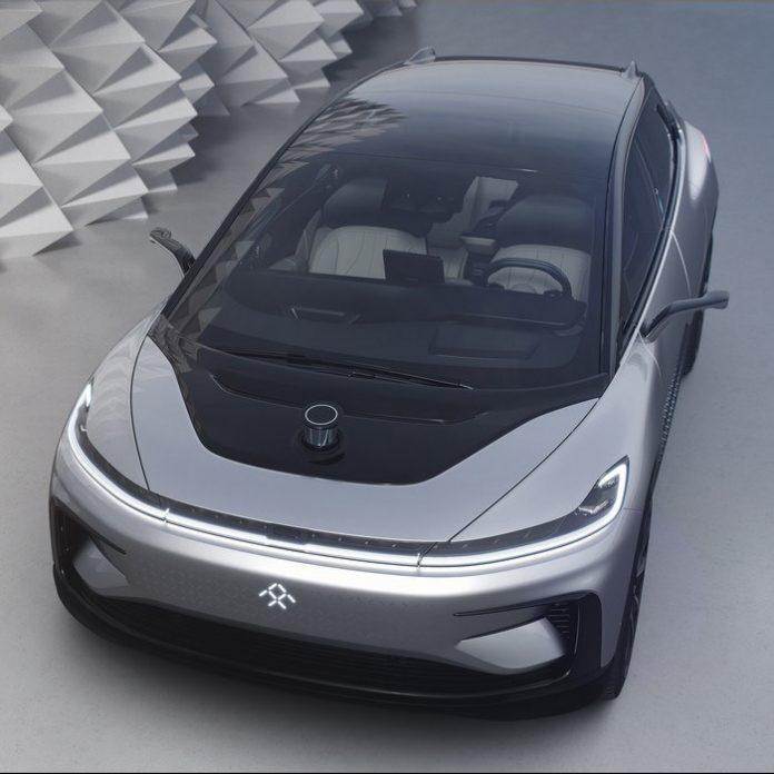 automóvil eléctrico