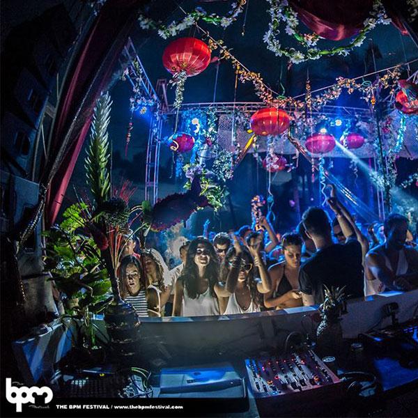 10 días de fiesta y música electrónica sin parar. (Foto: thebpmfestival.com)