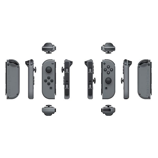 Revolucionando la manera de jugar videojuegos con el nuevo mando Joy-Con. (Foto: Nintendo)