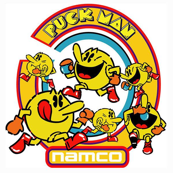 Puck Man era el nombre original del reconocido juego. (Foto: Facebook/pacman)
