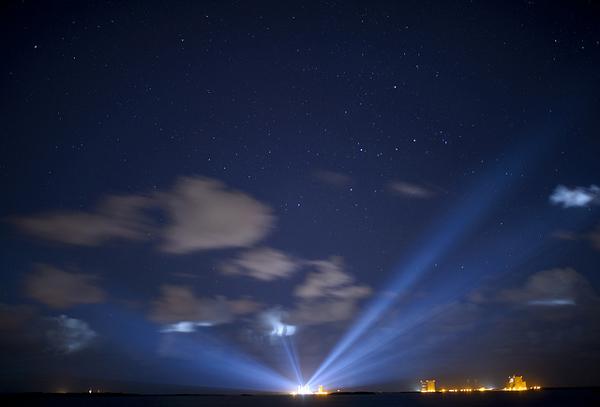 Prelanzamiento del Atlas V OSIRIS-REx. (Foto: NASA)