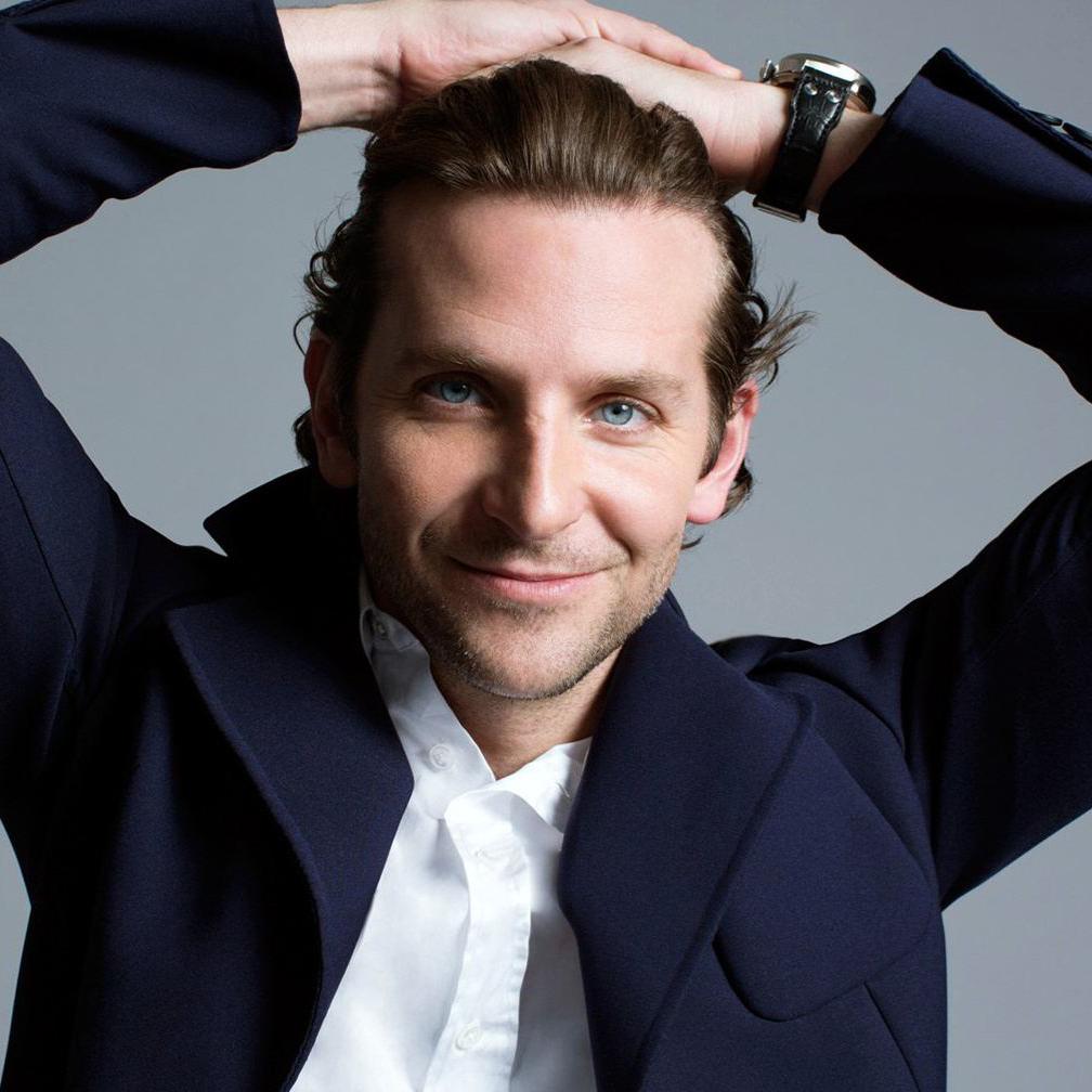 Estas 10 razones te harán amar más a Bradley Cooper ... Bradley Cooper