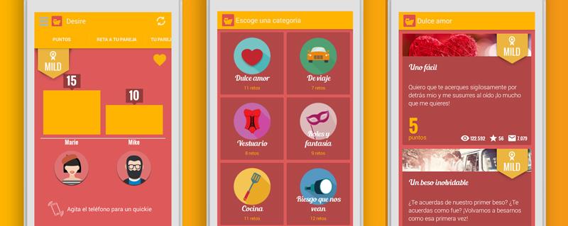 desire app