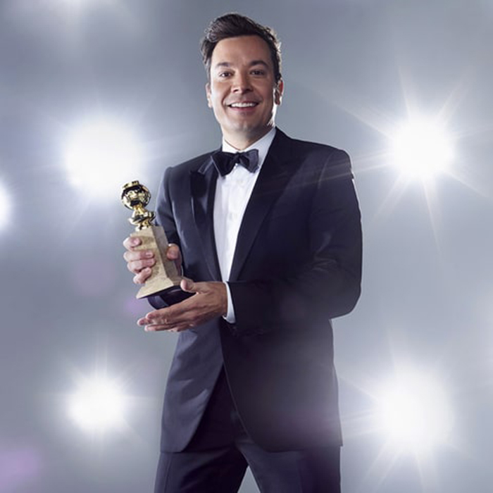 Jimmy Fallon Golden Globes 2017