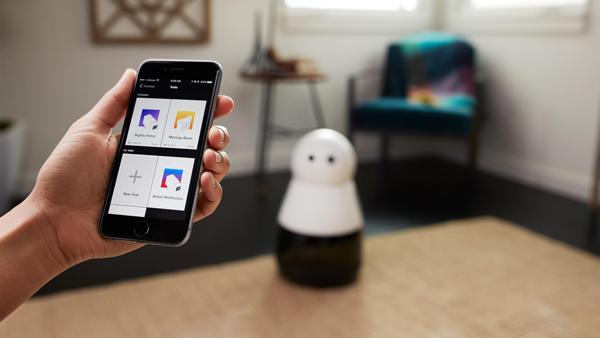 Kuri puede enviar alertas a tu celular y te ayuda a controlar diversos dispositivos. (Foto: Mayfield Robotics)