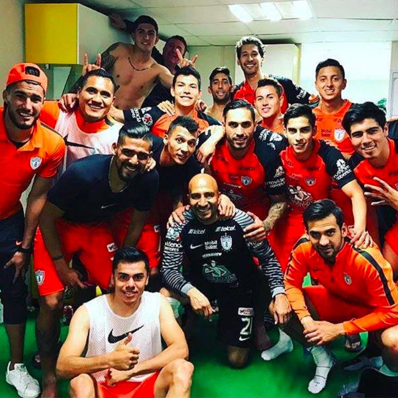 Pachuca Torneo Clausura Jornada 1