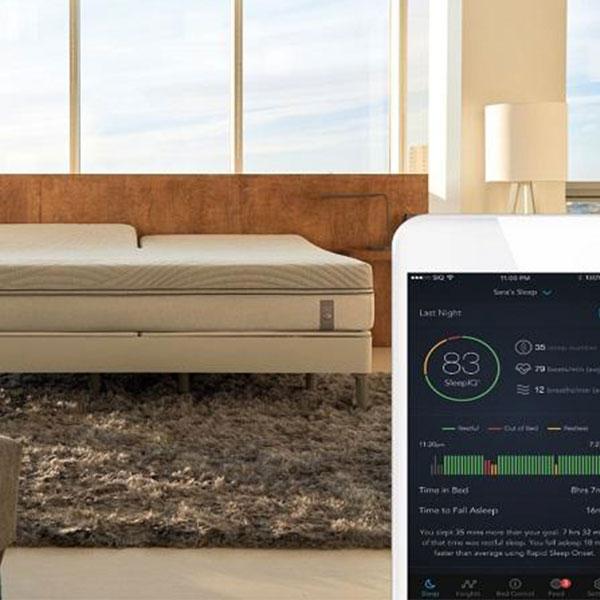La cama inteligente que se ajusta a tus necesidades al dormir. (Foto: Sleep Number 360)