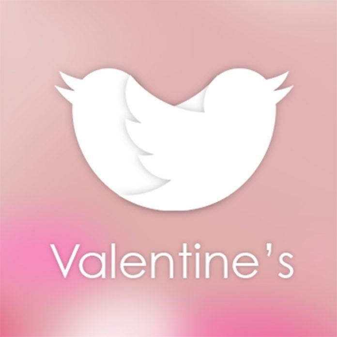 affinitweet Valentine