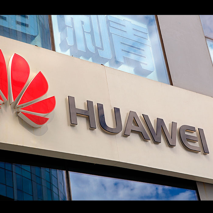 gigante chino Huawei