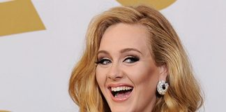 Adele Grammy's