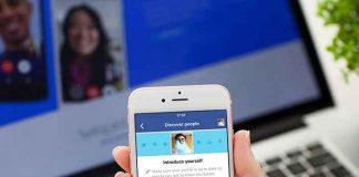 facebook- tinder