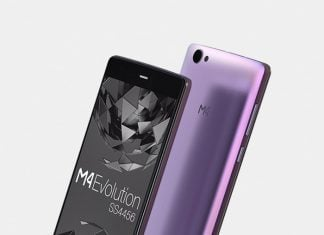 celular m4 evolution