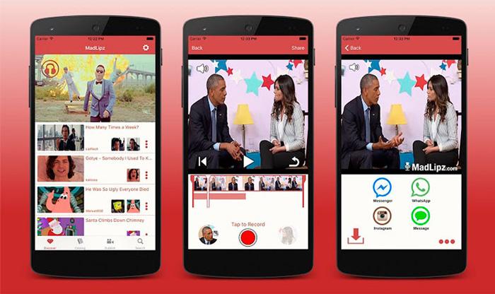 Esta divertida plataforma cuenta con la posibilidad de descargar tus videos o compartirlo directamente en otras plataformas. (Foto: Google Play)
