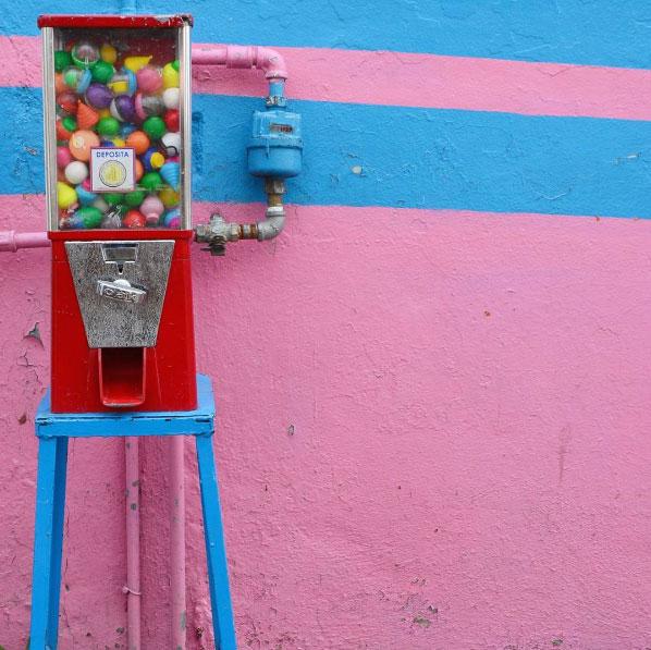 Detalles llenos de color es lo que prevalece en estas fotografías. (Foto: Instagram @marcequevedo)