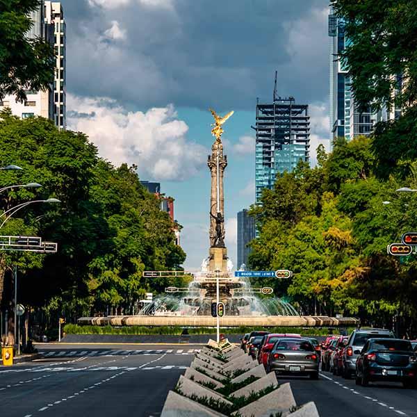 Ciudad de México, Paseo Reforma
