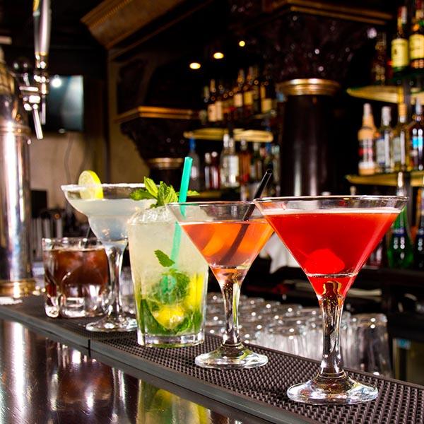 bar cocteles