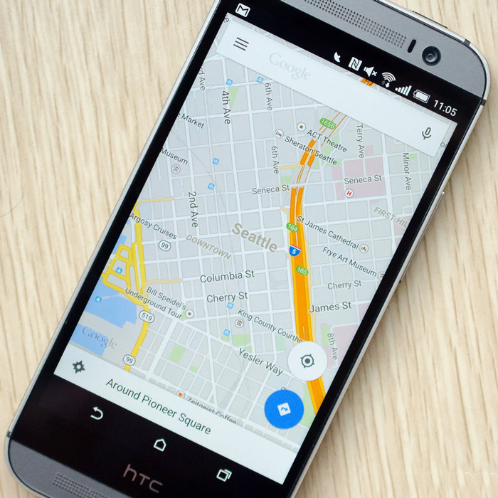 Googla-Maps