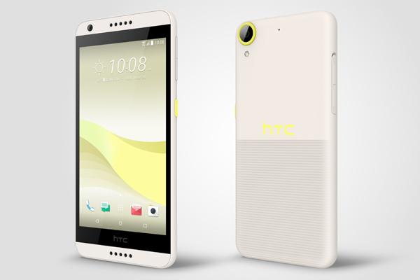 Este smartphone integra un procesador de 4 núcleos, con 2GB de RAM. (Foto: HTC)