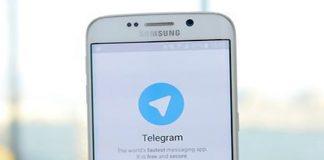 Telegram llamadas