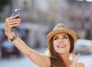 Selfie detectar