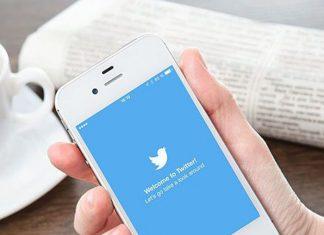 Twitter botón no me gusta