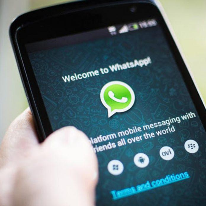 WhatsApp ubicación