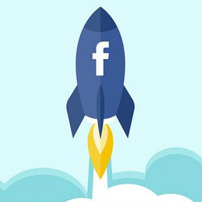 cohete facebook