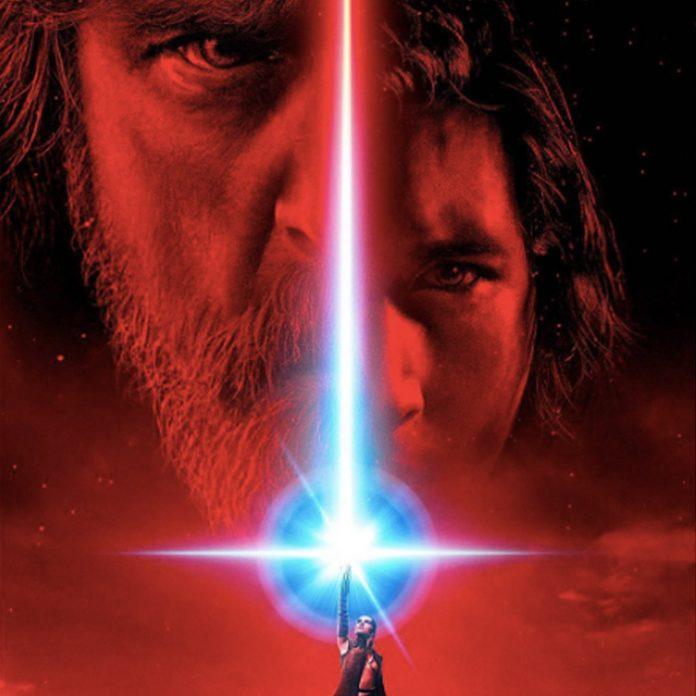 póster El ultimo Jedi