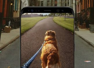 Galaxy S8 cámara