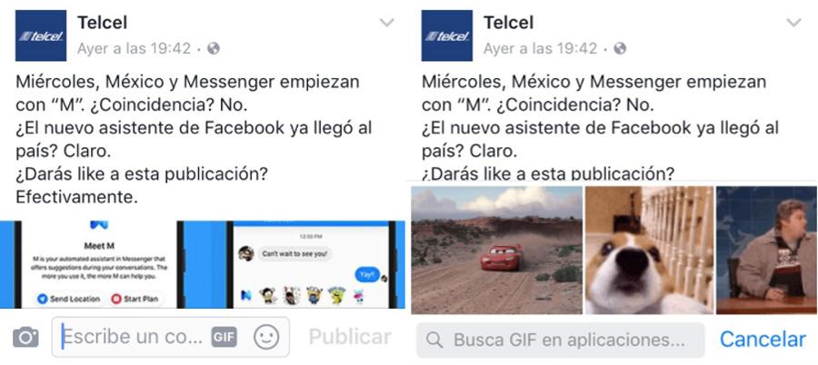 GIFs Facebook